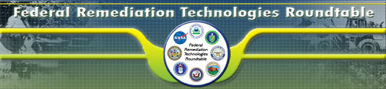 Federal Remediation Technologies Roundtable header image